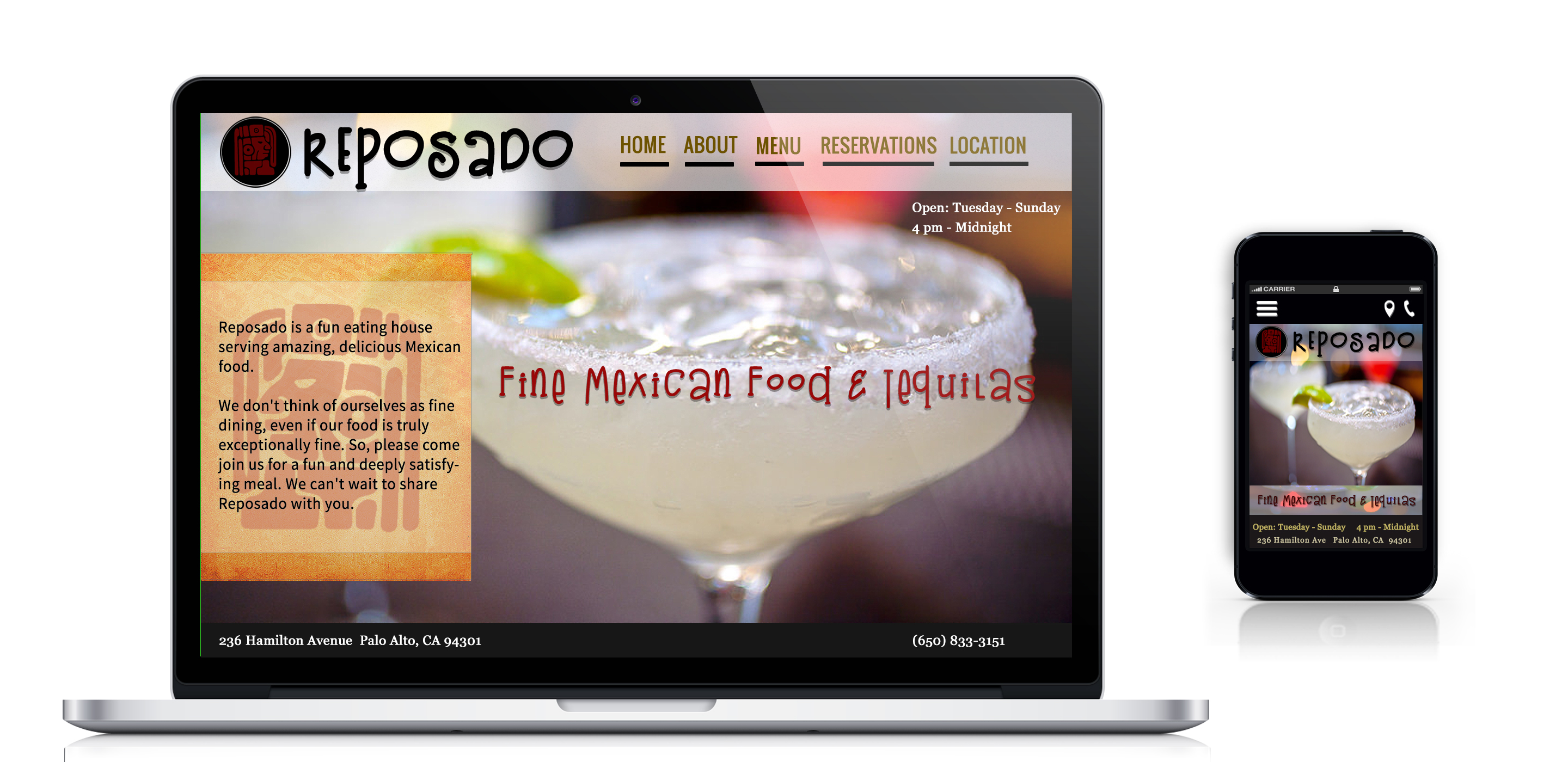 Restaurant Web Design: Mobile to Responsive